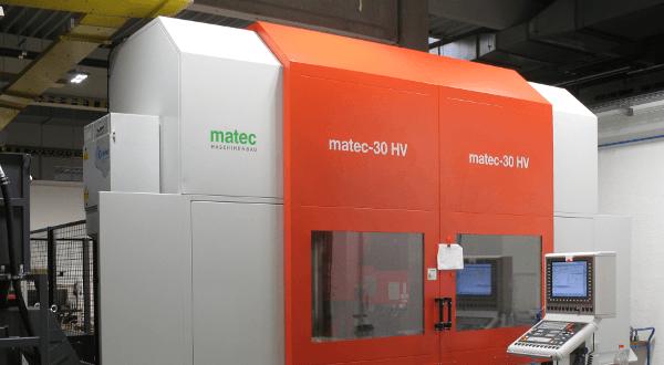 Matec-30 HV Fräszentrum