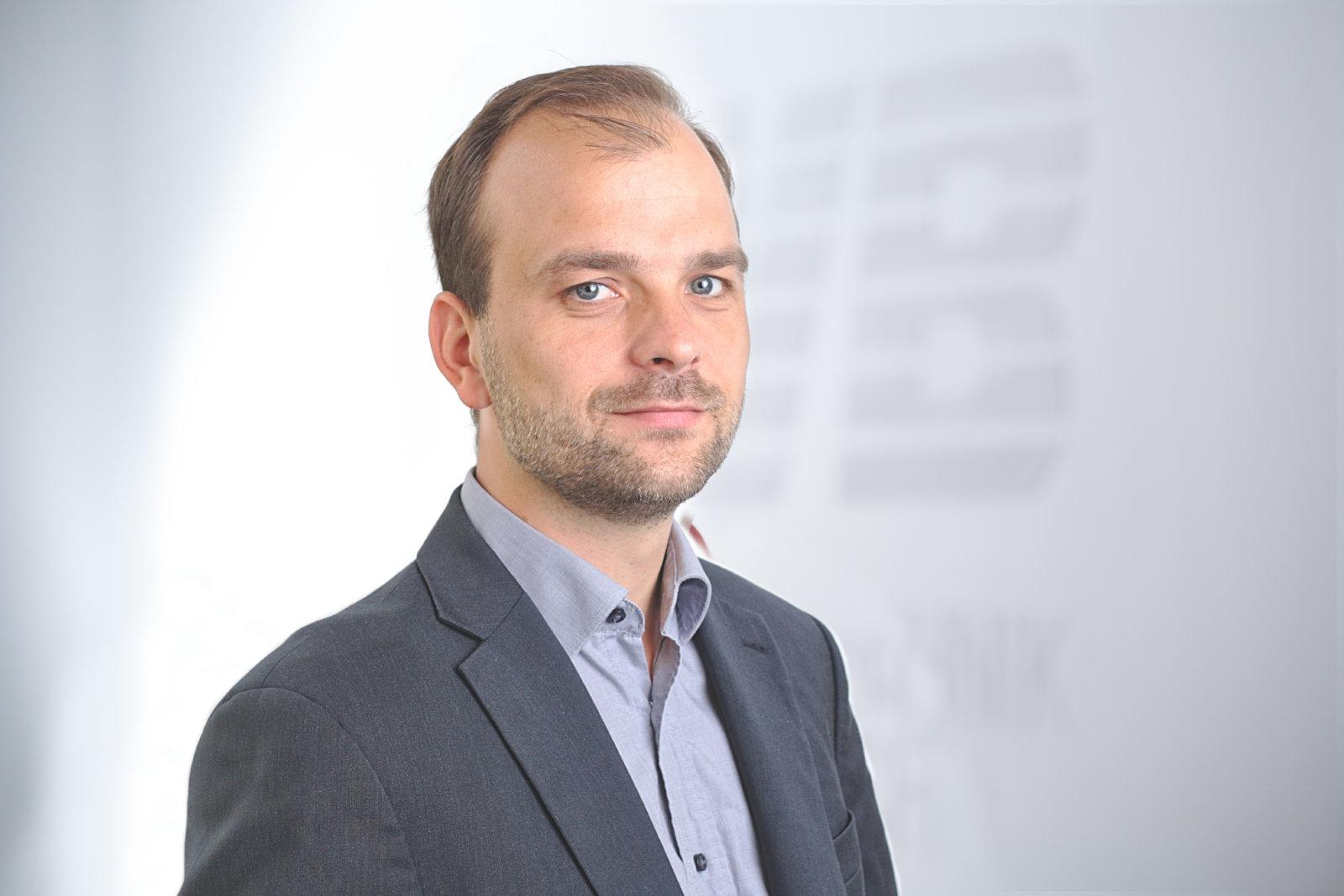 Christian B. Töpfer: Prokurist, Techn. Leitung