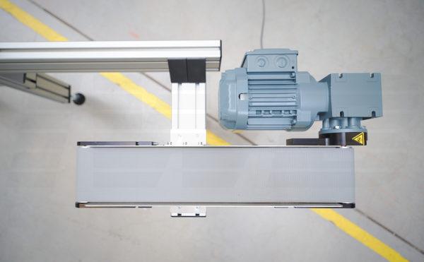 Minitrans H33 Förderband mit Seitenführung