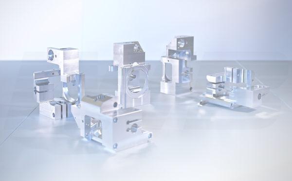 CNC Fertigung - Frästeil alu natur